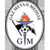 Wappen von Gaz Metan Medias