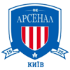 Wappen von Arsenal Kiew