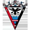 Wappen von CD Mirandes