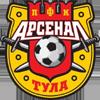 Wappen von Arsenal Tula
