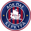 Wappen von AO Kassiopis Kerkyra