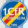 Wappen von 1. CfR Pforzheim