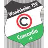 Wappen von Wandsbeker TSV Concordia
