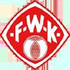Wappen von Kickers Würzburg