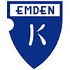 Wappen von Kickers Emden