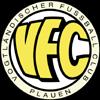 Wappen von VFC Plauen