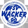 Wappen von Wacker 90 Nordhausen