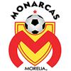 Wappen von Monarcas Morelia