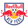 Wappen von New York Red Bulls