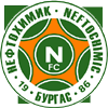 Wappen von Neftochimik Burgas