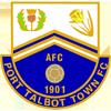 Wappen von Port Talbot Town