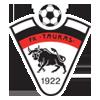 Wappen von FK Tauras