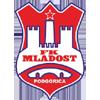 Wappen von Mladost Podgorica