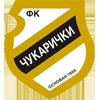 Wappen von Cukaricki Belgrad