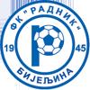 Wappen von FK Radnik Bijeljina