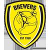 Wappen von Burton Albion