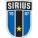 Wappen von IK Sirius