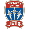 Wappen von Newcastle United Jets