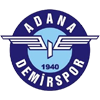 Wappen von Adana Demirspor