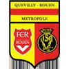 Wappen von US Quevilly-Rouen Métropole