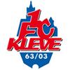 Wappen von 1. FC Kleve