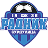 Wappen von FK Radnik Surdulica