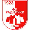 Wappen von FK Radnicki Nis