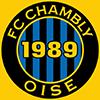 Wappen von FC Chambly