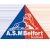 Wappen von ASM Belfort
