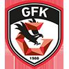 Wappen von Büyükşehir Gaziantepspor