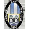 Wappen von ZNK SFK 2000 Sarajevo