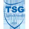 Wappen von TSG 1881 Sprockhövel