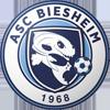Wappen von Biesheim ASC