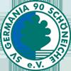 Wappen von Germania Schöneiche