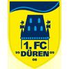 Wappen von 1. FC Düren