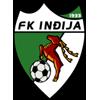 Wappen von FK Indija