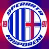 Wappen von Csf Speranta Nisporeni