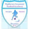 Wappen von FK Akademija Pandev