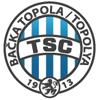 Wappen von FK Tsc Backa Topola