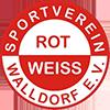 Wappen von SV Rot-Weiss Walldorf