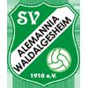 Wappen von SV Alemannia Waldalgesheim