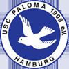 Wappen von Uhlenhorster SC Paloma
