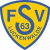 Wappen von FSV 63 Luckenwalde