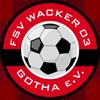 Wappen von FSV Wacker 03 Gotha