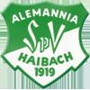 Wappen von Alemannia Haibach