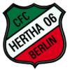 Logo von CFC Hertha 06