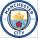 Logo von Man. City