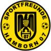 Wappen von Sportfreunde Hamborn 07