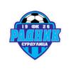 Logo von FK Radnik Surdulica