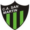 Wappen von San Martin de San Juan